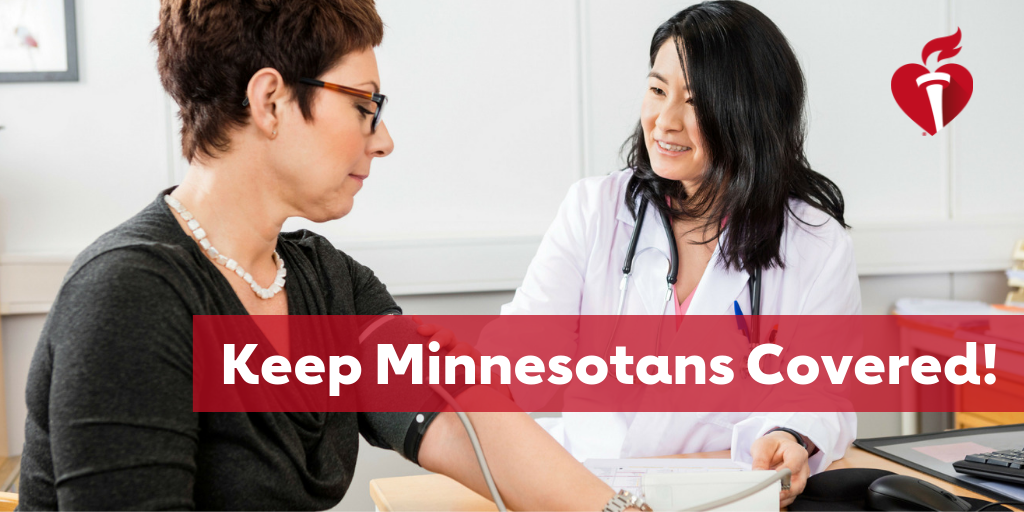 Keep Minnesotans Covered!