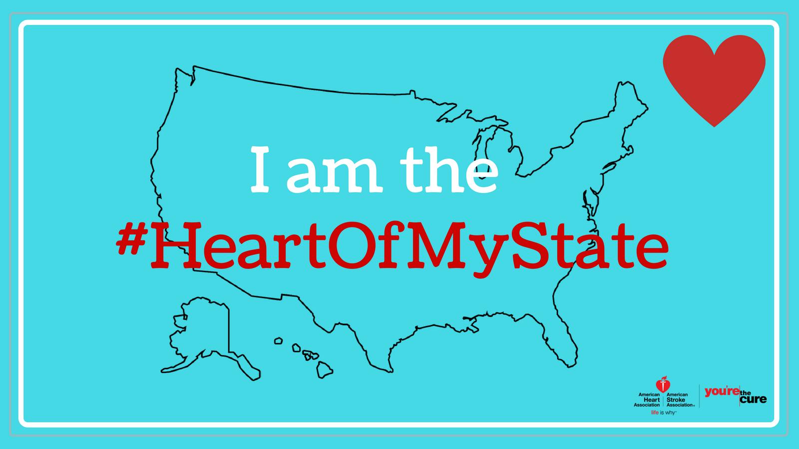 #HeartOfMyState