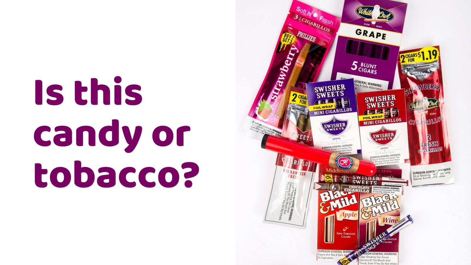 Tell the FDA: Ban Flavored Tobacco