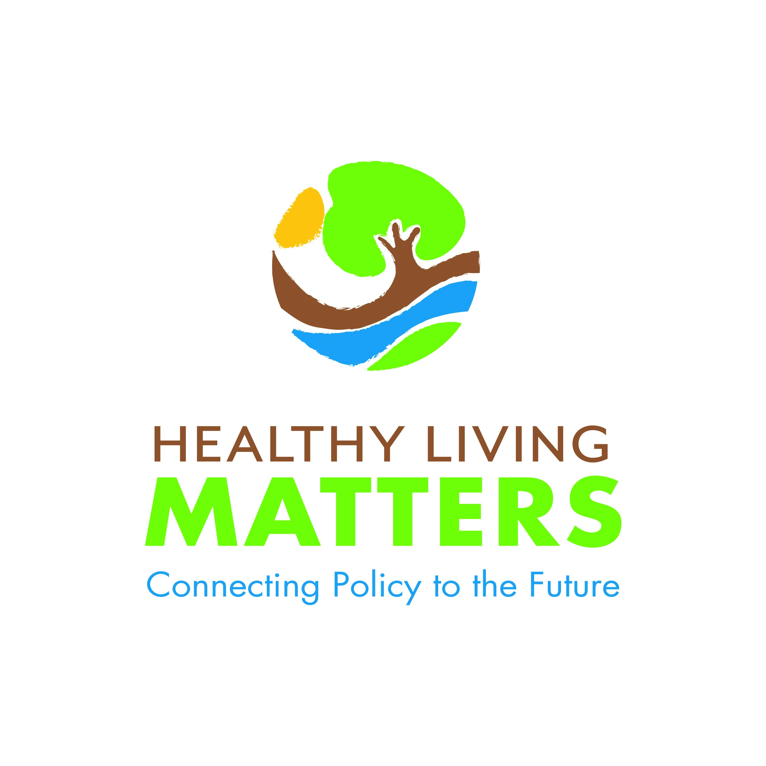 Healthy Living Matters logo