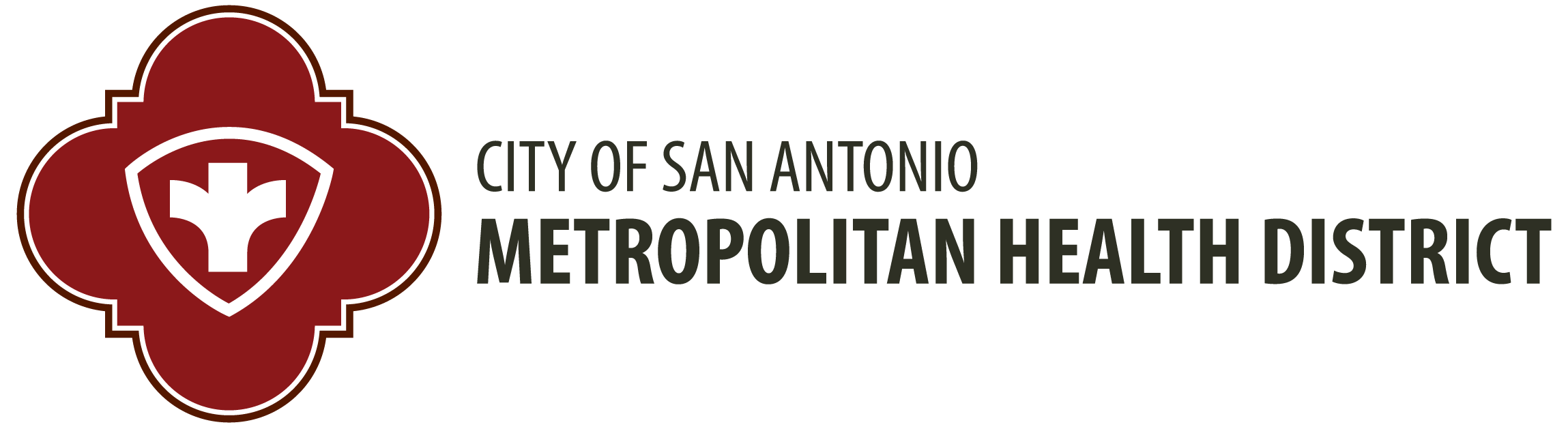 City of San Antonio Metropolitan Health District logo
