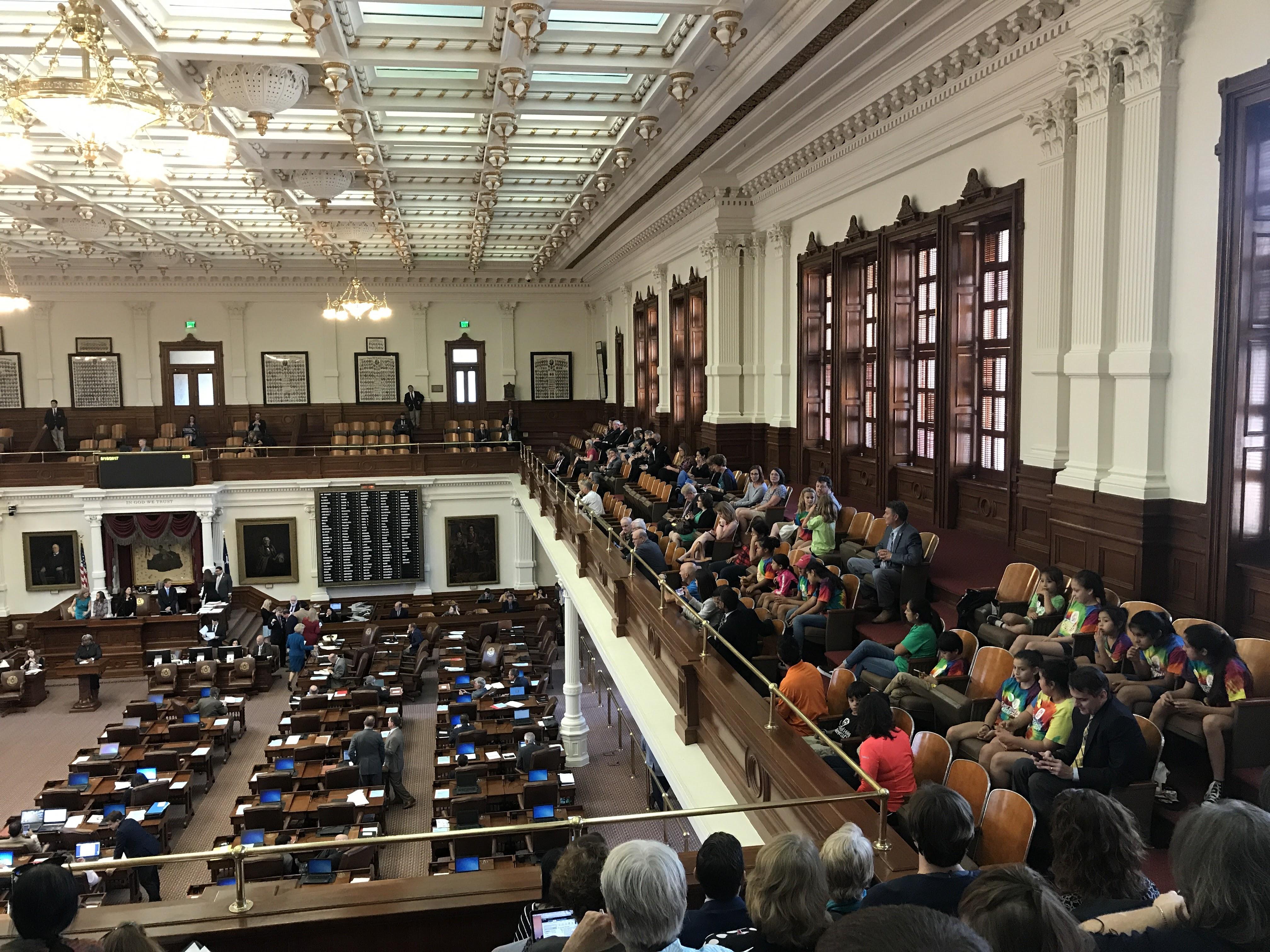 Legislative Gallery
