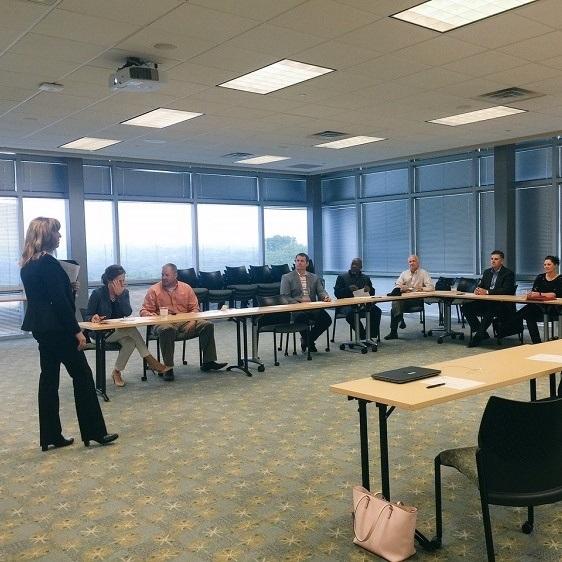 Omaha Metro Board Meeting photo
