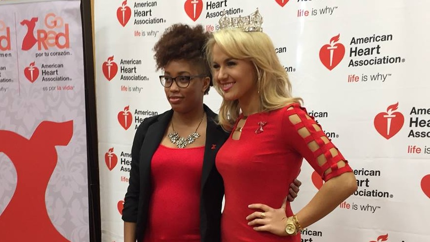 Keturah White National Stroke Hero Award Recipient You Re The Cure