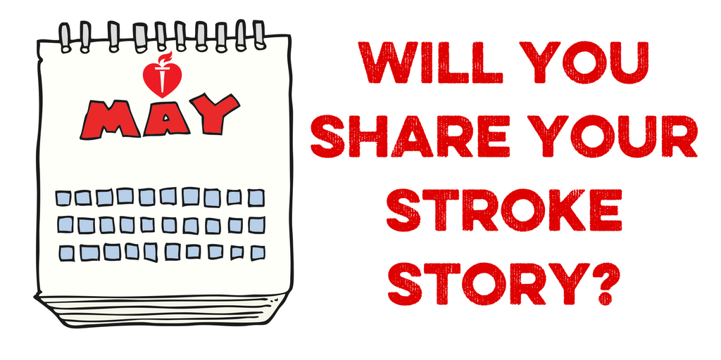 Will you share your stroke story image