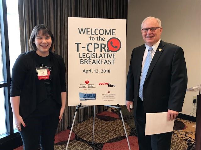 TCPR Legislative Breakfast Image