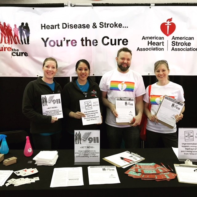 Heart Walk Image