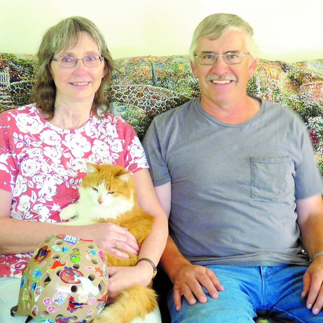 Photo of Trudy and John Kulstad