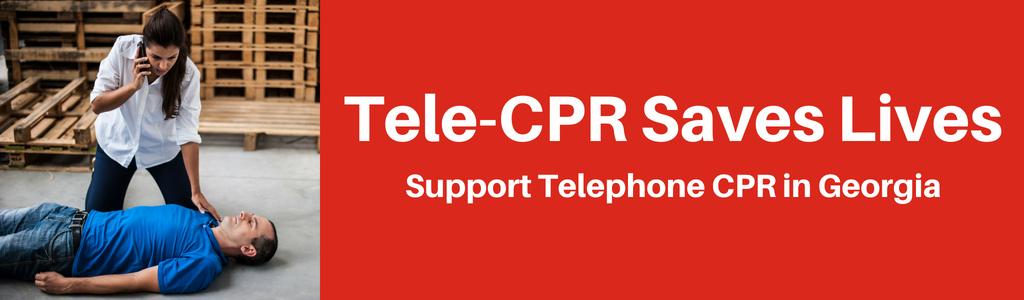 Georgia Telephone CPR
