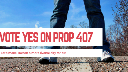 Vote Yes on Prop 407