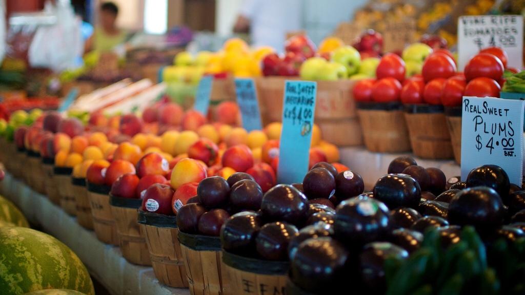 Fruit in Baskets