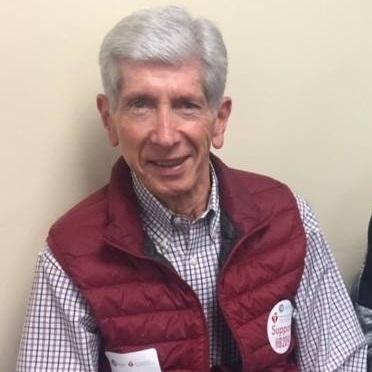 Meet Dedicated Survivor-Advocate, Dr. John Ferguson