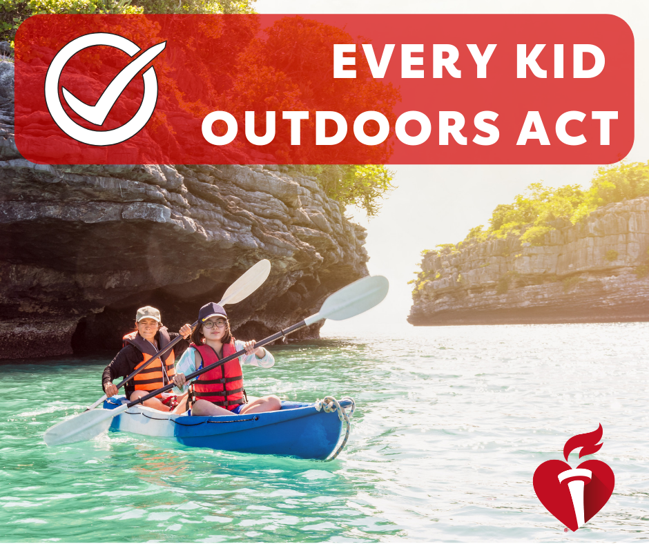 every kid outdoors act