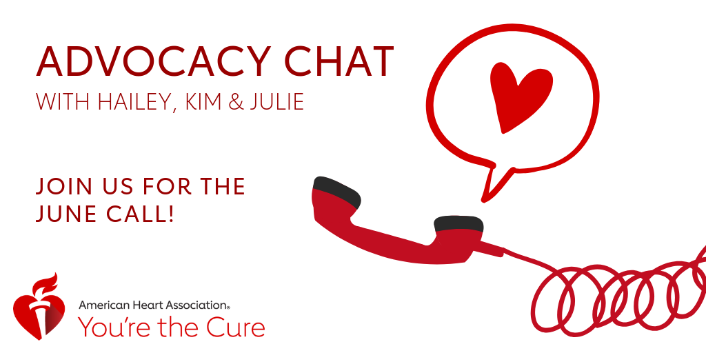 Join us for the June call!