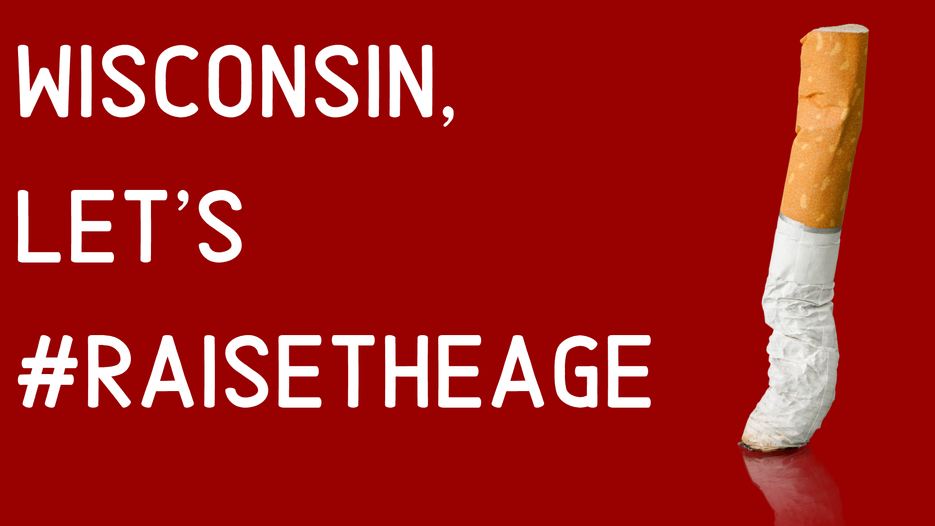 Raise the Age, Wisconsin!