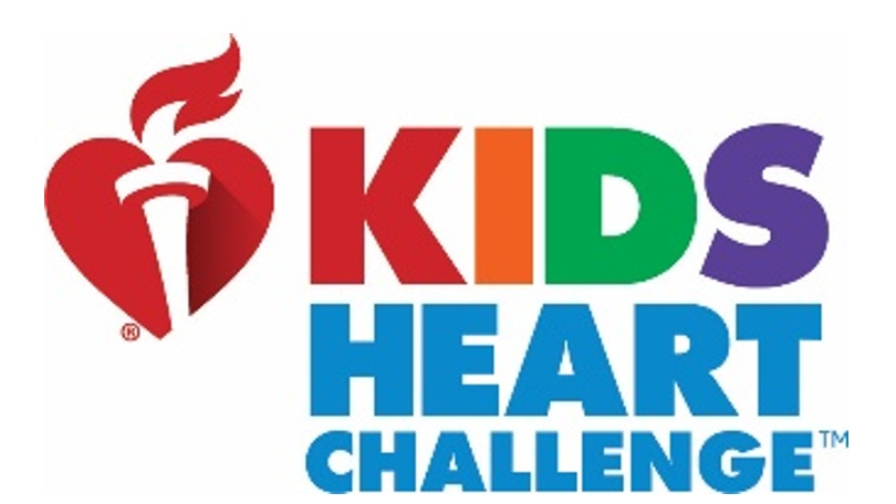 The words kids heart challenge