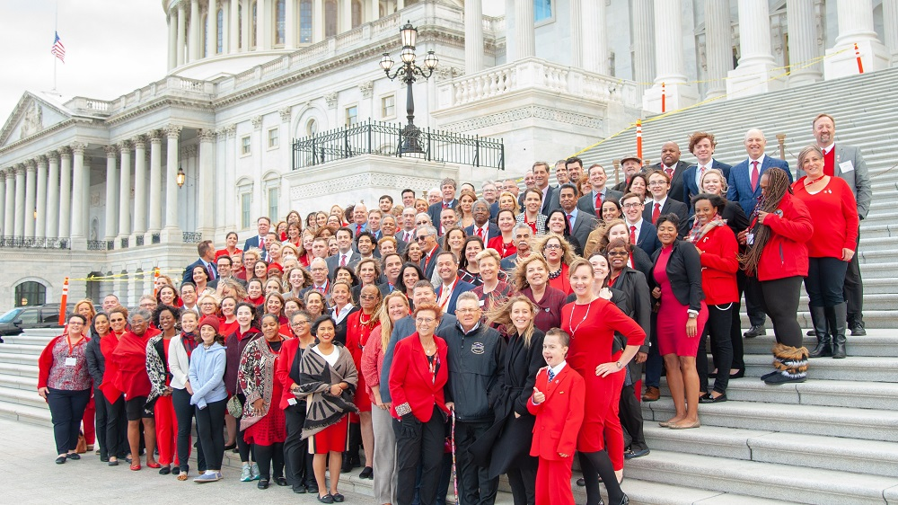 AHA YTC ON THE HILL PICTURE