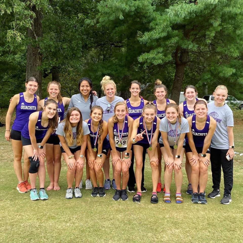 Ouachita Baptist University Cross Country Team