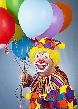 A nice clown.