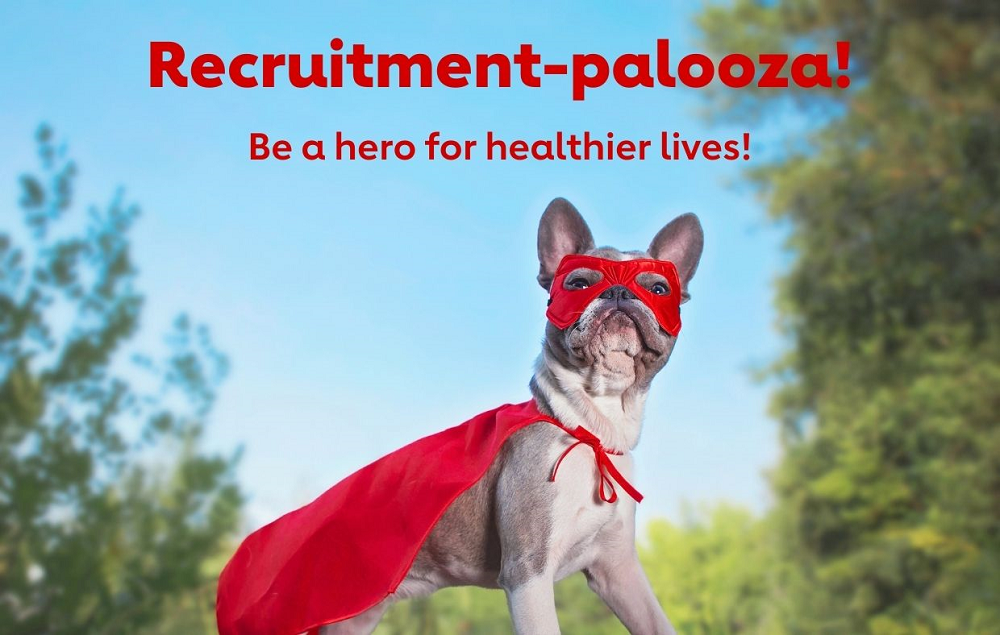 Recruitment-palooza