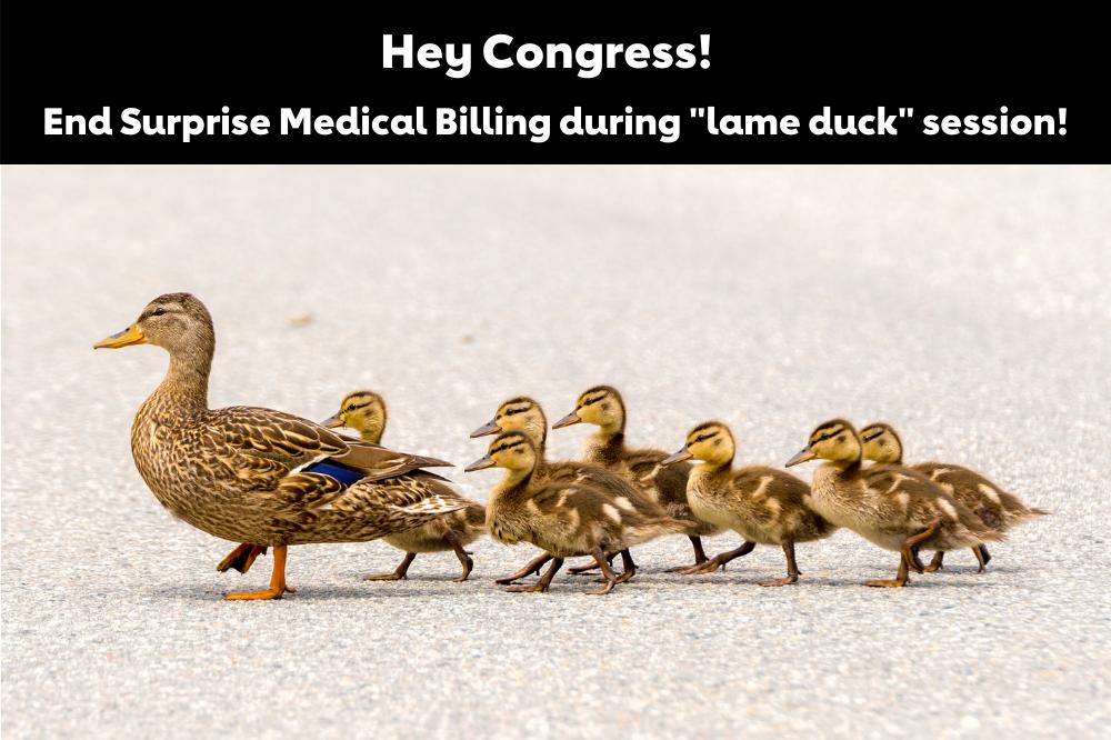 End Surprise Medical Billing!