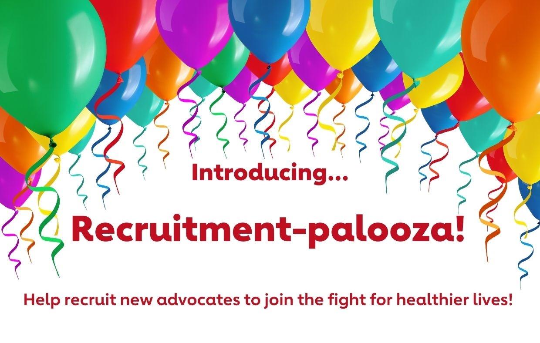 Recruitment-palooza