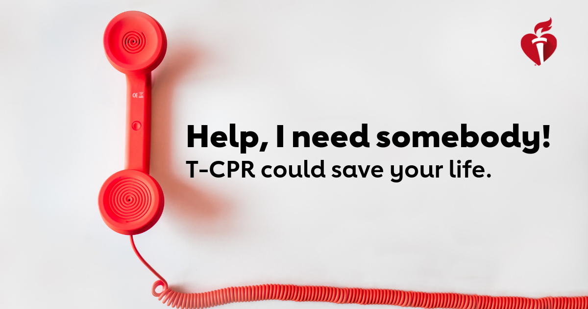 Telephone CPR