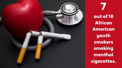 Health and broken cigarettes