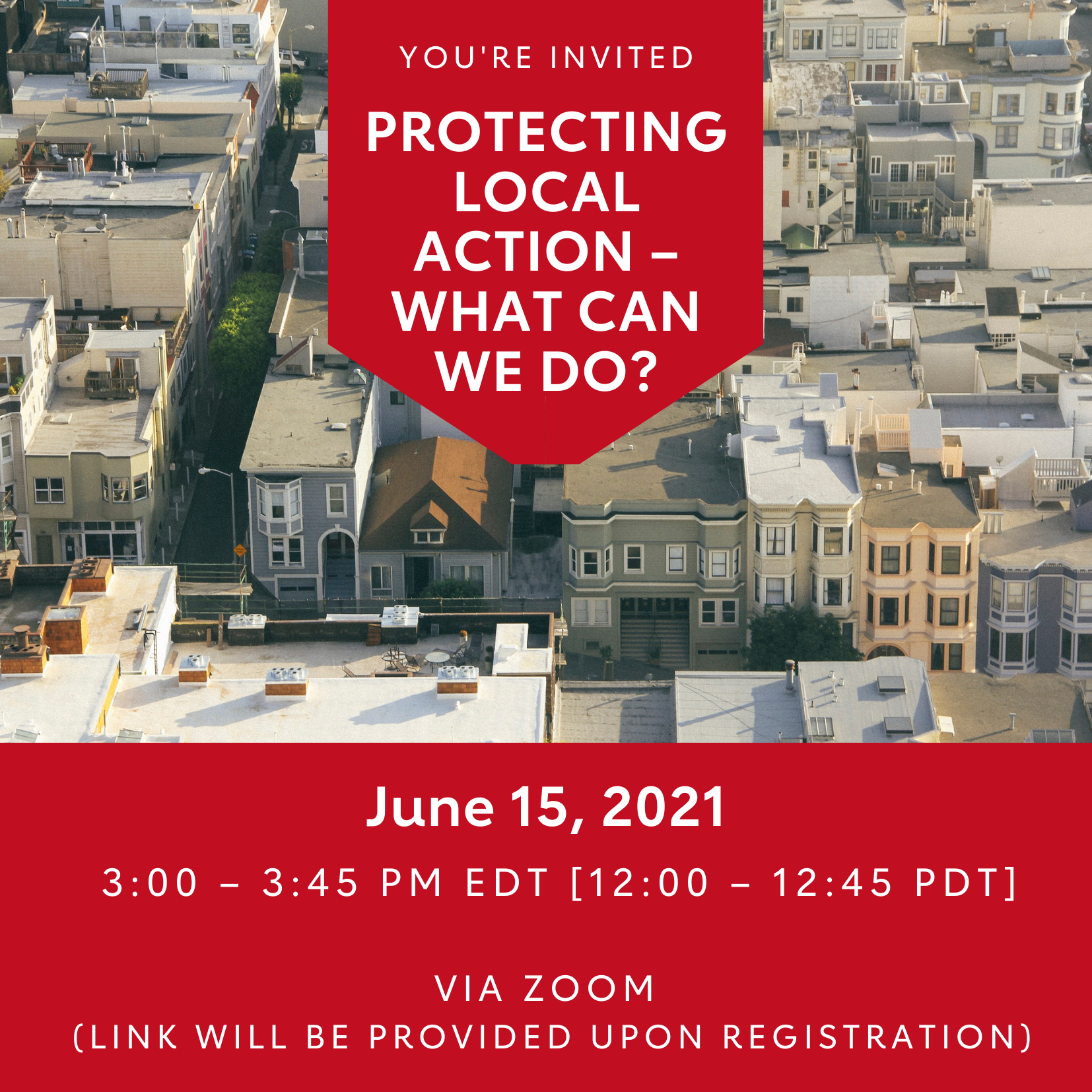 Protecting Local Action