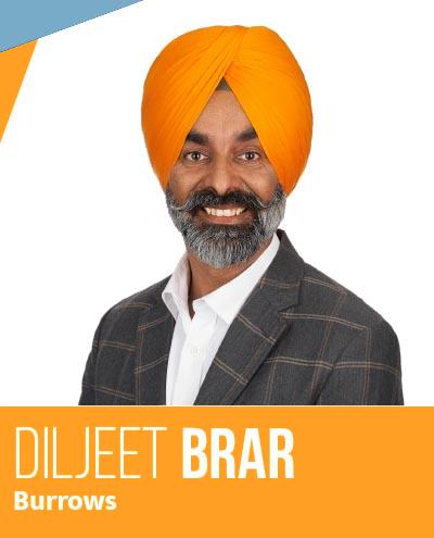 Diljeet Brar