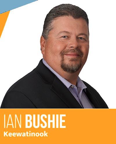 Ian Bushie