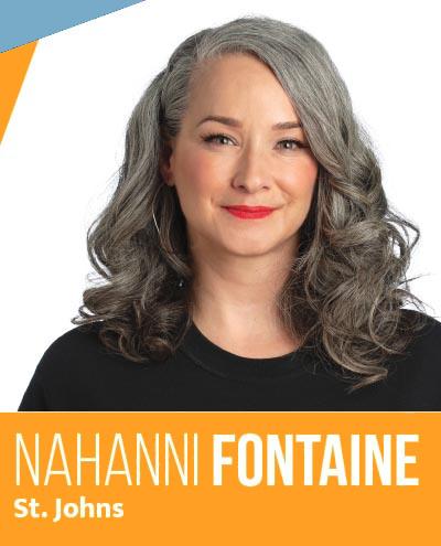 Nahanni Fontaine