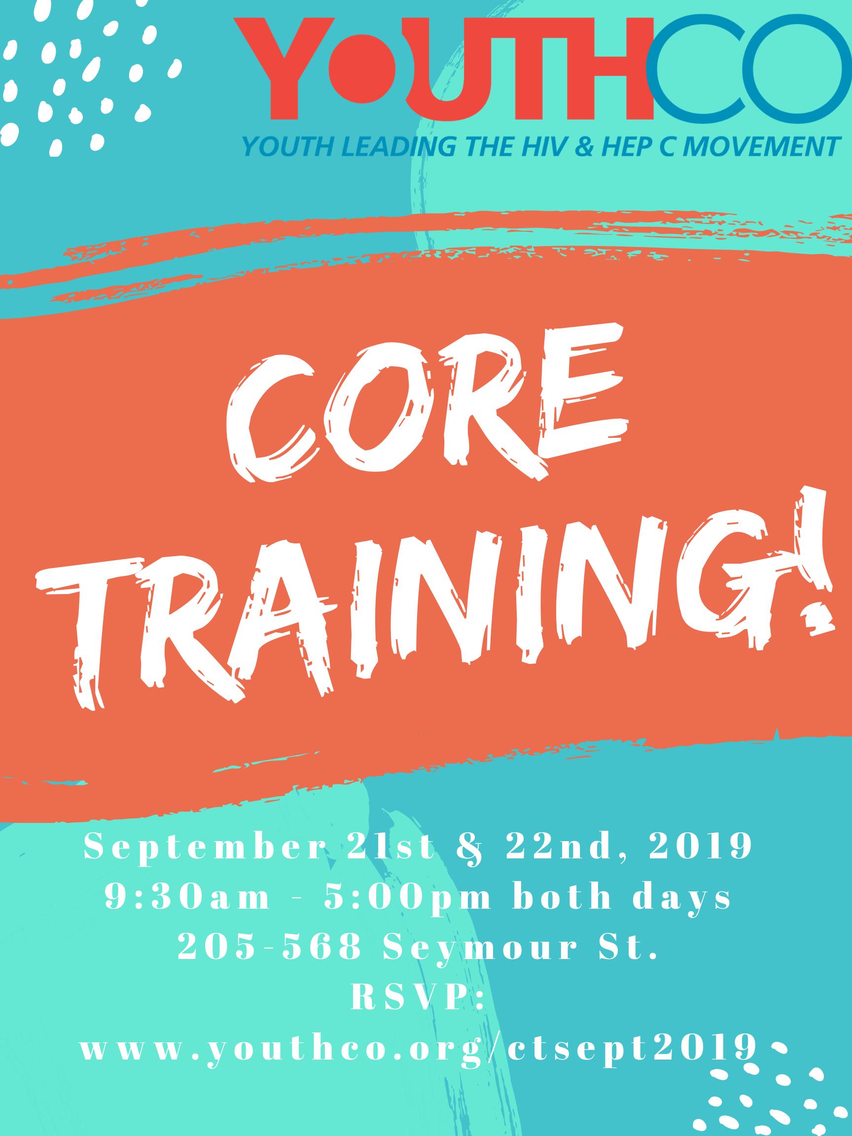 Core Training!