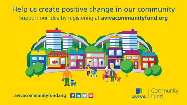 Aviva Community Fund voting image
