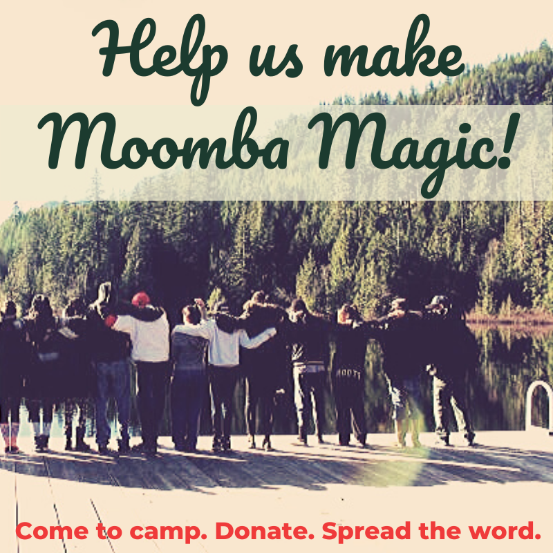 Moomba Magic   pre!