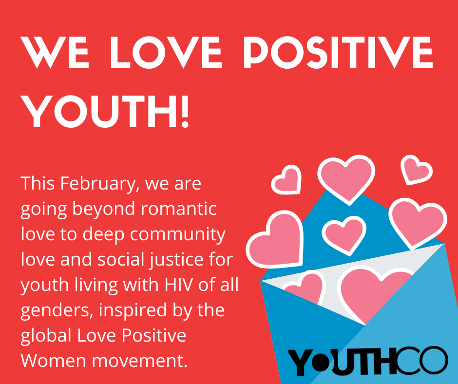 We Love Positive Youth