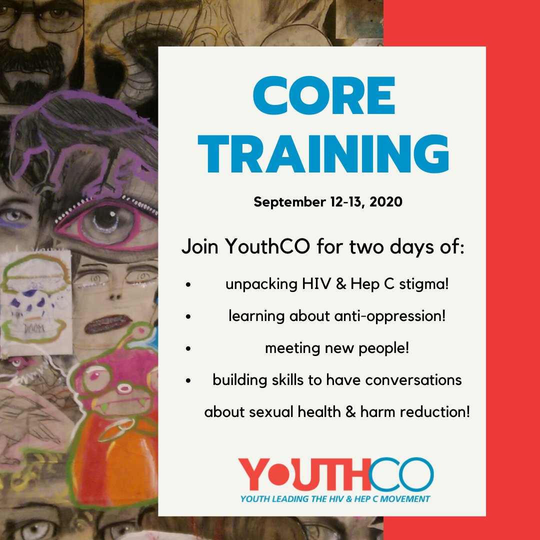 Core Training Invite