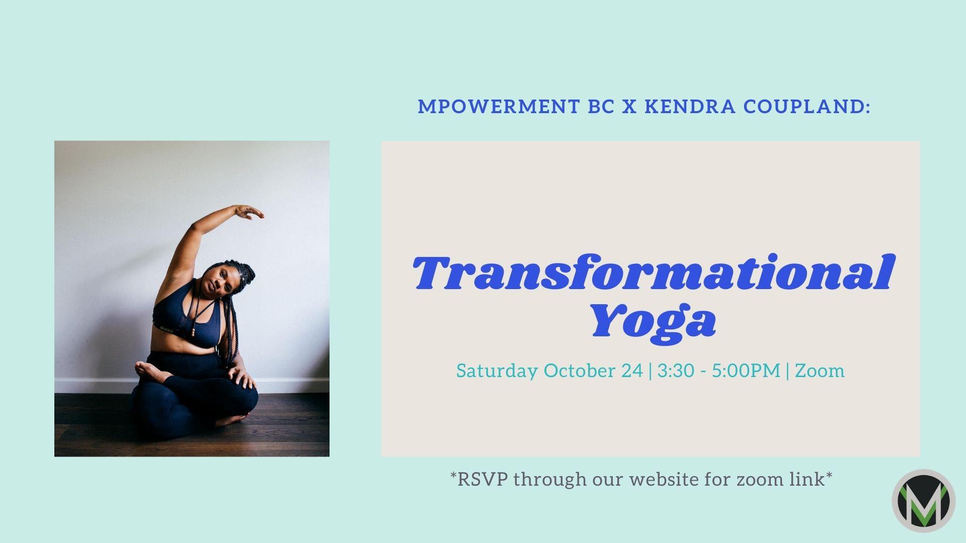 Mpowerment BC x Kendra Coupland