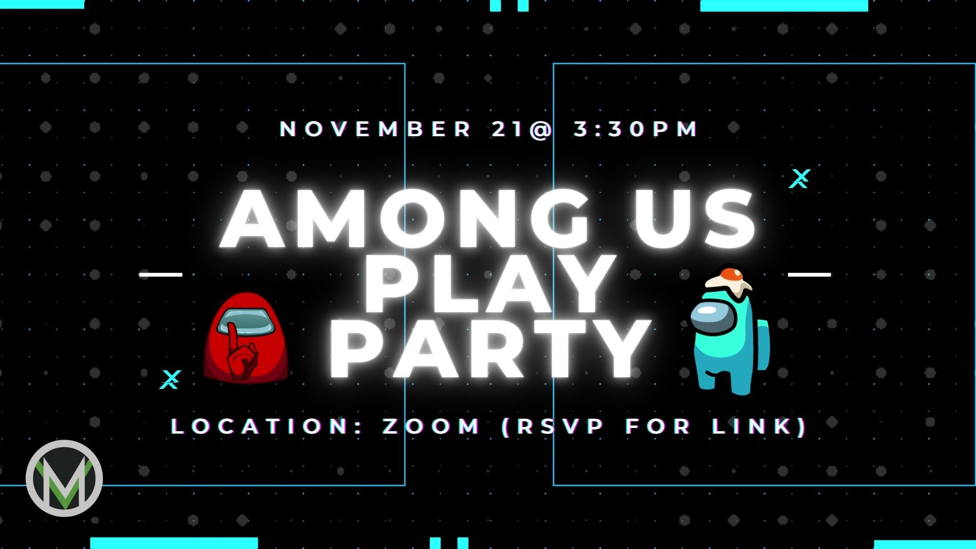 Among uS Play Party