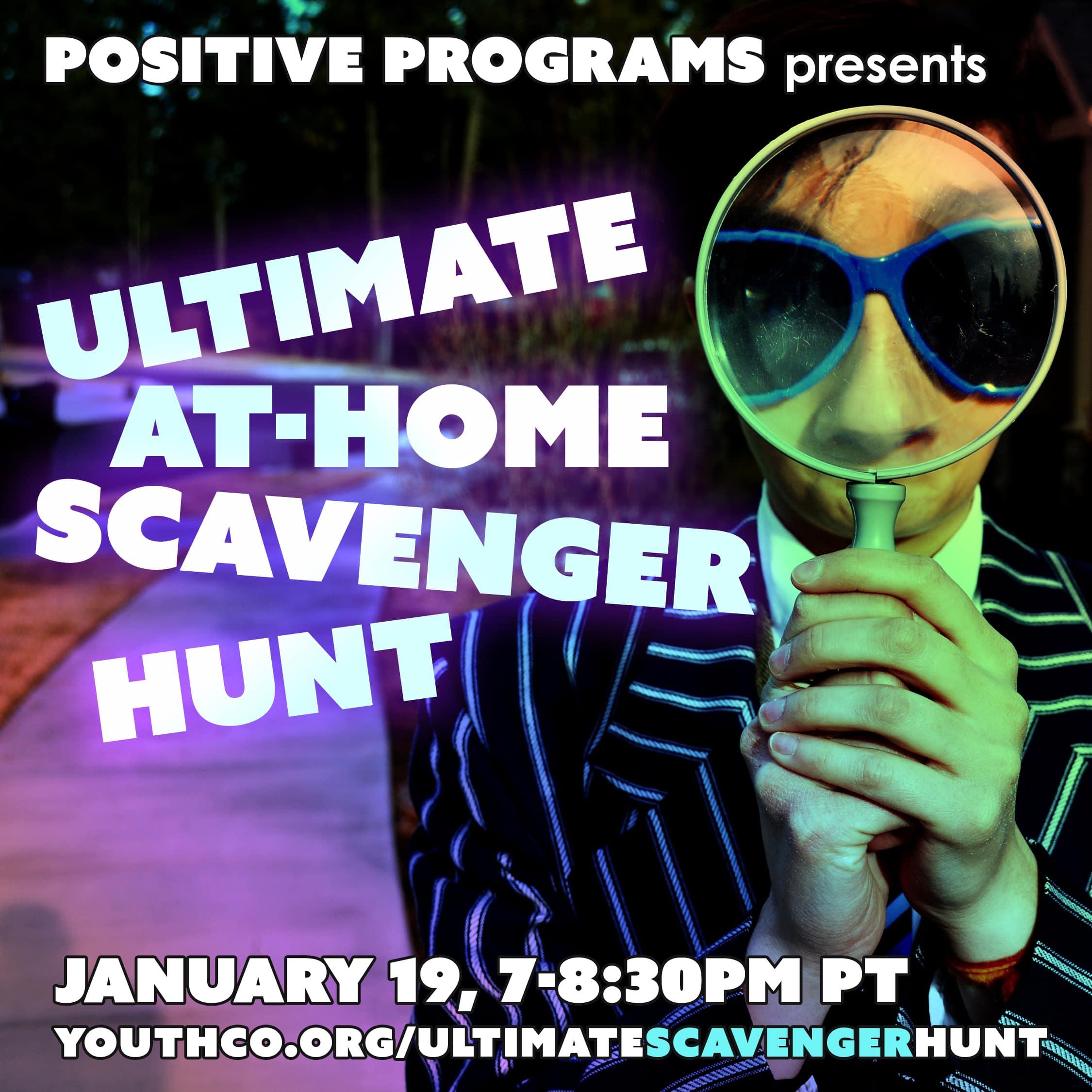 YouthCo Scavenger Hunt OptionA