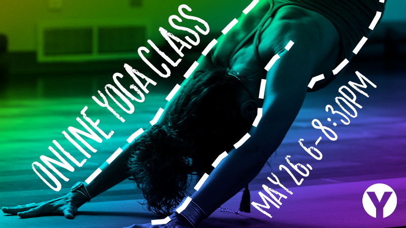 Online Yoga Class   Web   May 26