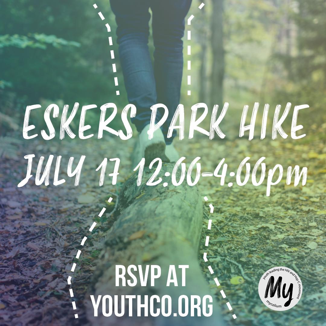 June   Eskers Park Hike