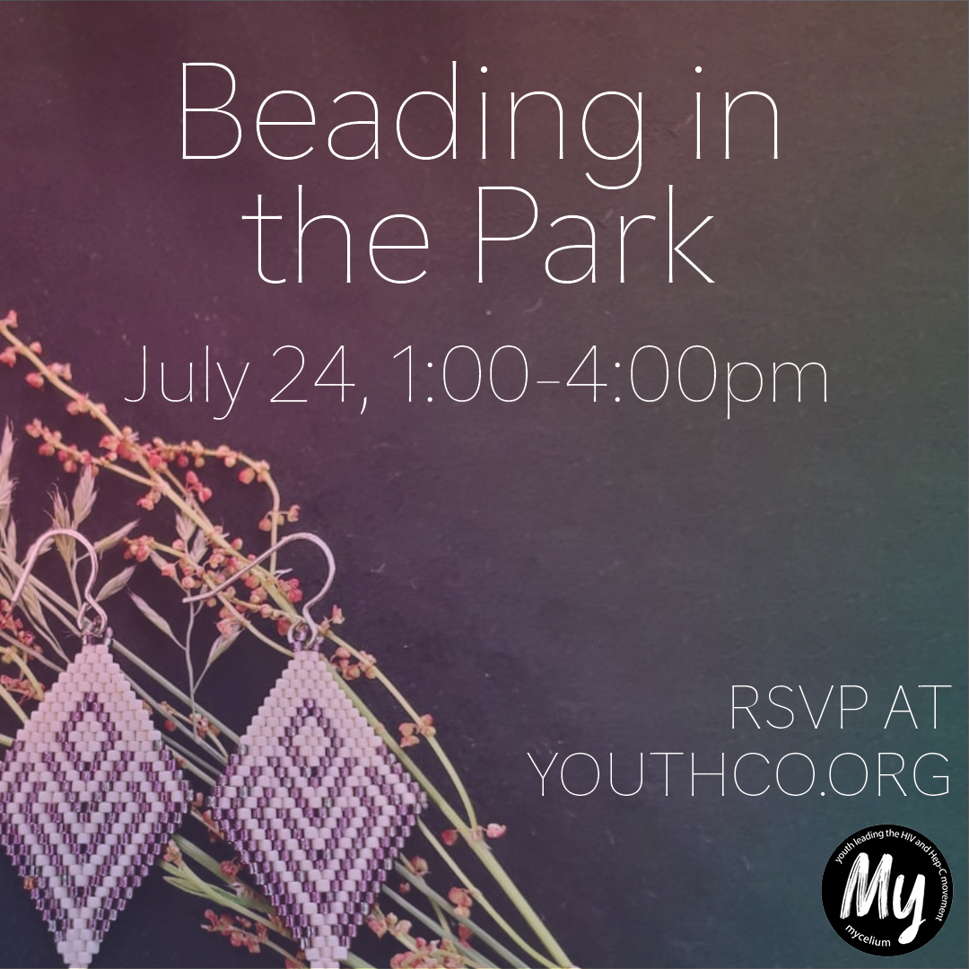 June   Beading in the Park