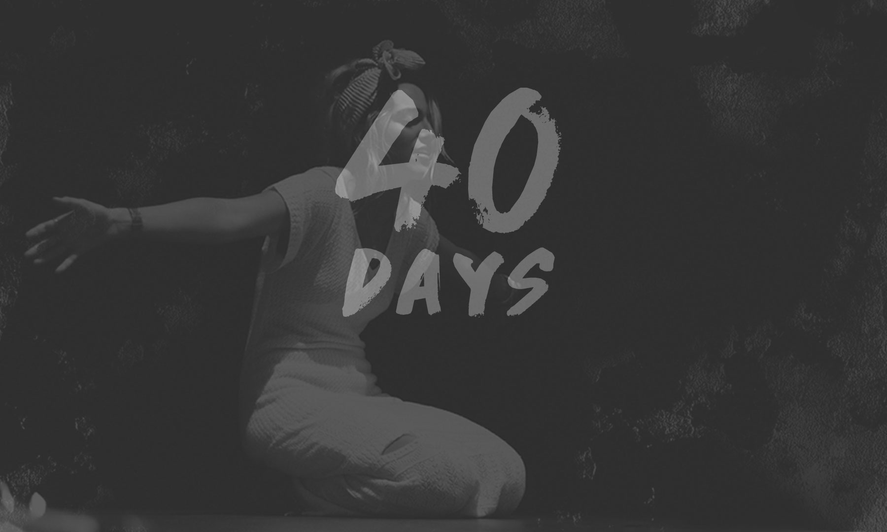 Prayer Campaign 40 Days of Prayer & Fasting Learn More