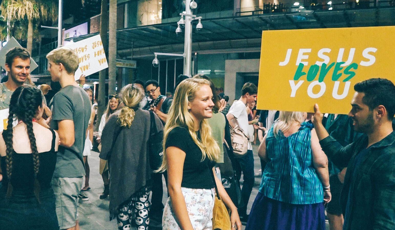 Schoolies for Jesus