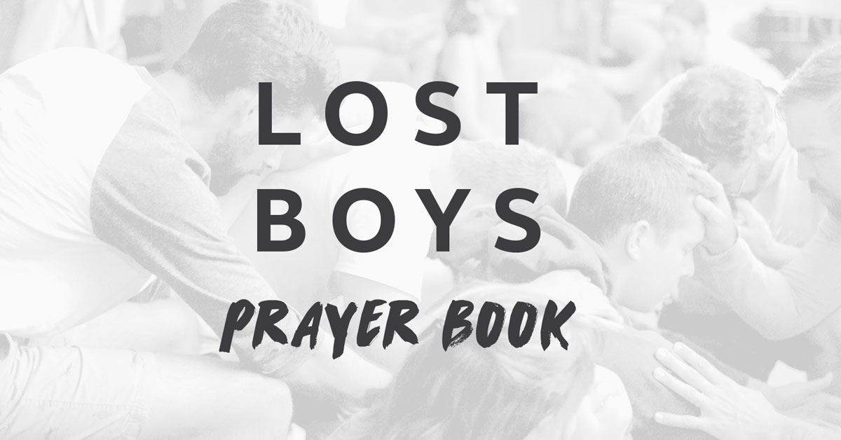 Prayer Book|50 prayers for our lost boys|Download pdf