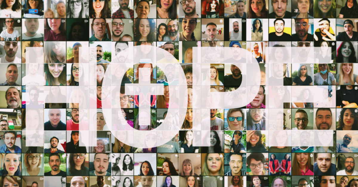Finding Hope on Social Media