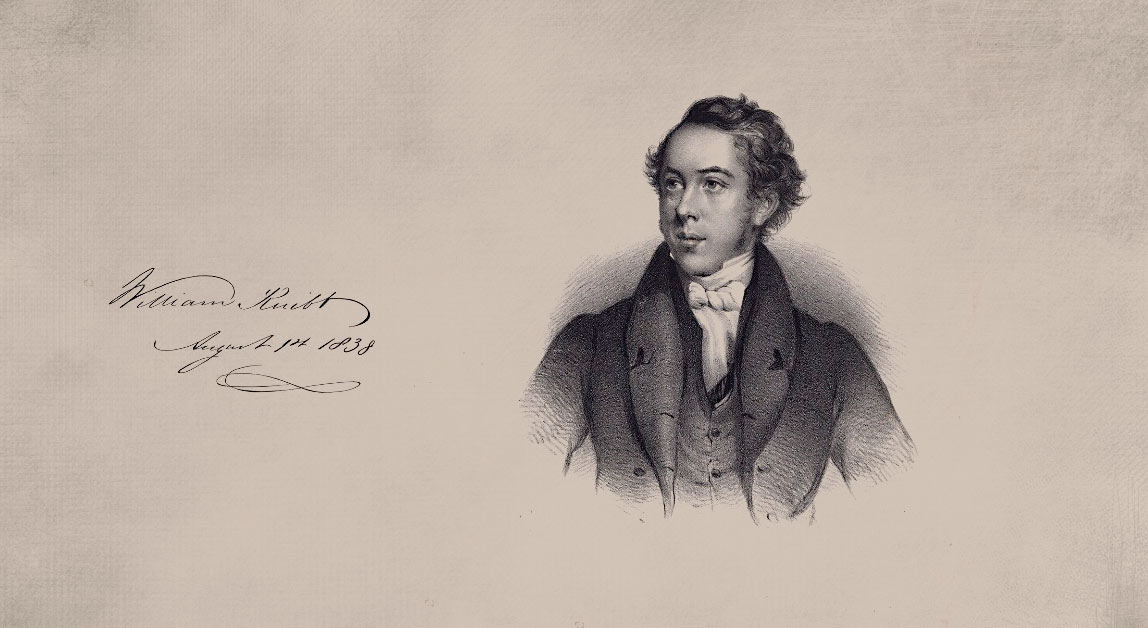 William Knibb - Unknown artist lithograph, 1838 © National Portrait Gallery, London (adapted)