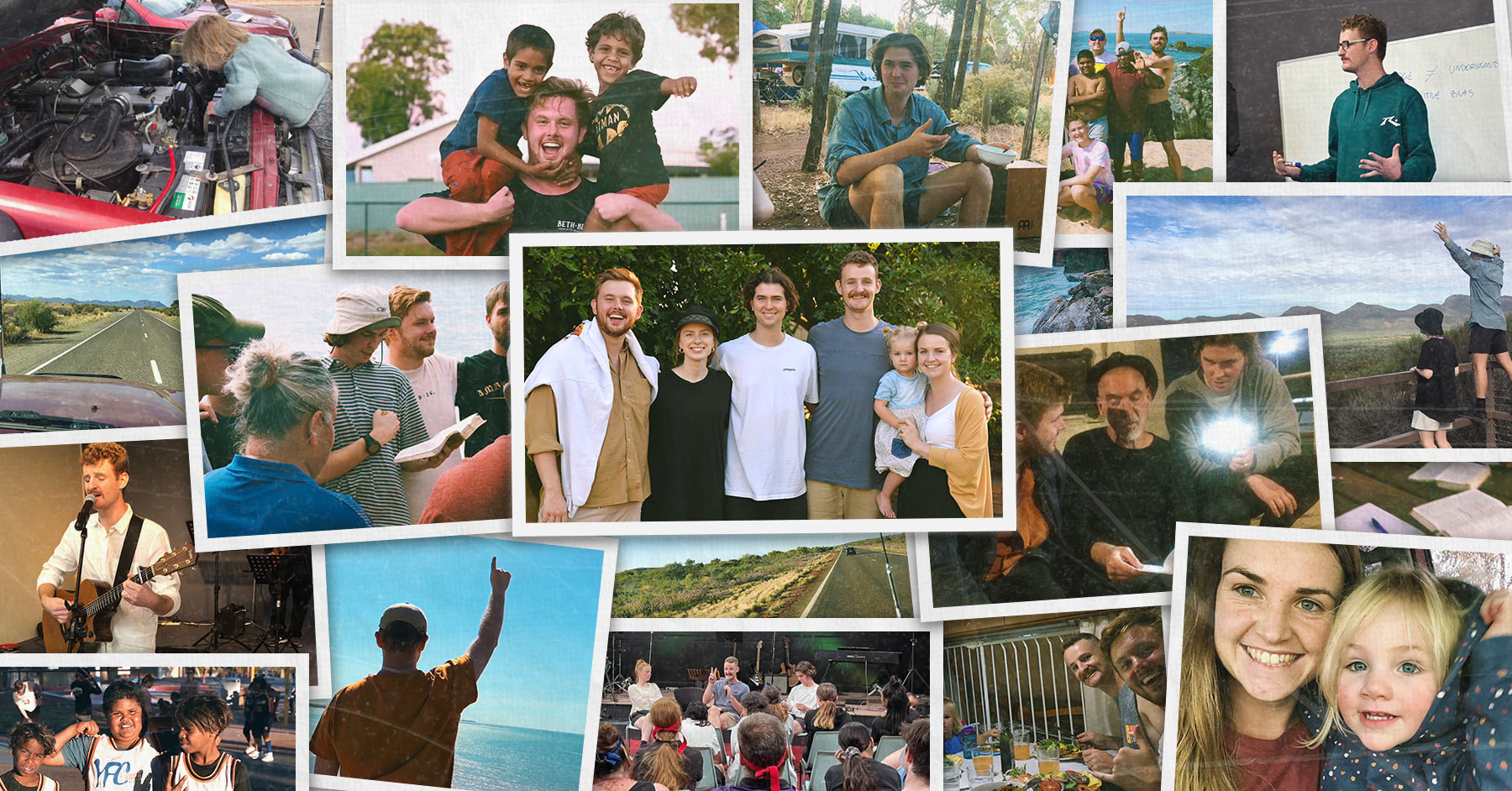 Mobile Mission Team – Young missionaries sharing life and faith on the road