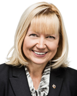 Elaine Taylor, MLA for Whitehorse West